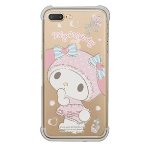 My Melody iPhone 7 Plus Transparent Bumper Case