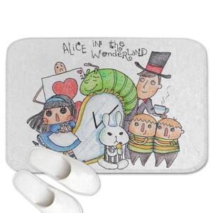 Alice in the wonderland Carpet