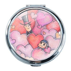 Alice and Mat Hatter Mirror(S)
