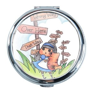 Alice Mirror (Small)