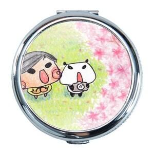 Round Compact Mirror (Small)