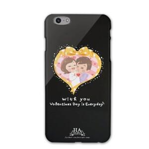 HA Couple - iPhone 6/6s 光面硬身手機殼