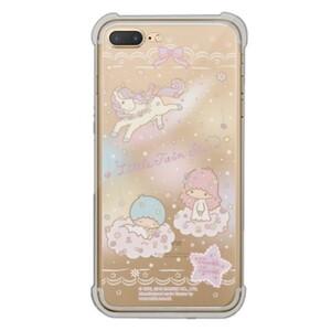Little Twin Stars iPhone 7 Plus Transparent Bumper Case