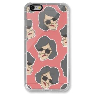 Ip Lau - iPhone 6/6s Plus Transparent Bumper Case