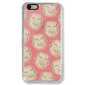Woo Kwok Hing - iPhone 6/6s Plus Transparent Bumper Case