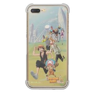 One Piece iPhone 7 Plus Transparent Bumper Case