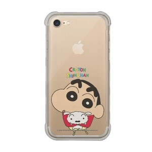 iCrayon Shin-chan Phone 7 Transparent Bumper Case