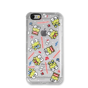 KeroKeroKeroppi iPhone 6/6s Transparent Bumper Case