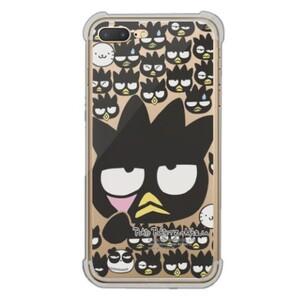 BadBadtz-Maru iPhone 7 Plus Transparent Bumper Case