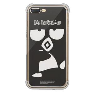 BadBadtz-Maru iPhone 7 Plus Transparent Bumper Case
