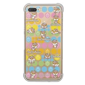 CoroCoroKuririn iPhone 7 Plus Transparent Bumper Case