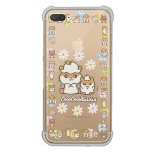 CoroCoroKuririn iPhone 7 Plus Transparent Bumper Case