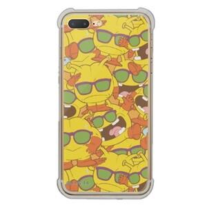Dr. Slump iPhone 7 Plus Transparent Bumper Case