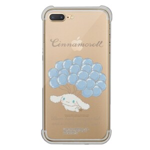 Cinnamoroll iPhone 7 Plus Transparent Bumper Case