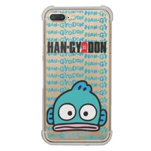 Han-Gyodon iPhone 7 Plus Transparent Bumper Case