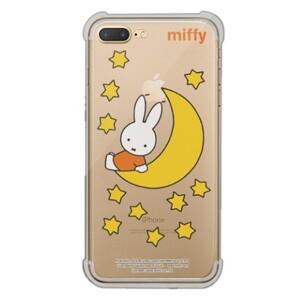 Miffy iPhone 7 Plus Transparent Bumper Case