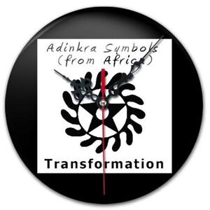 Round Wall Clock - Transformation