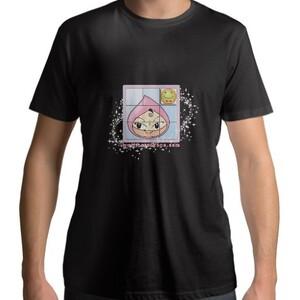 Men 's Cotton Round Neck T - shirt