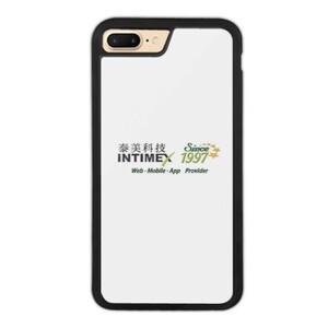 Intimex iPhone 7 Plus Bumper Case