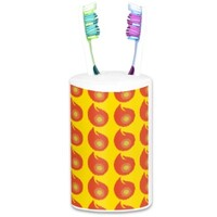Fire Toothbrush Holder