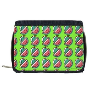 Waternmelon Wallet with Coin Purse