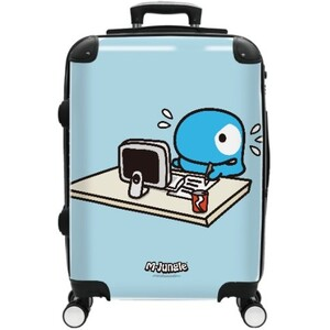 M-JUNGLE - Whole Day Working 28 inch Luggage Case