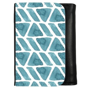 PU Leather Trifold Wallet