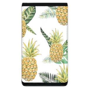 pineapple Lanyard Phone Case Wallet