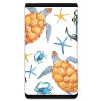 turtle Lanyard Phone Case Wallet