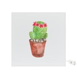 Cactus Square Light Box