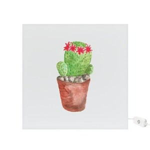 Cactus Square Light Box