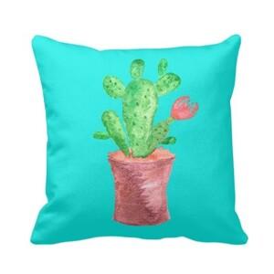 Cactus Pillow 16