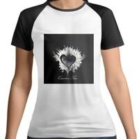 QUINTON TSAO LOVE 愛 Women 's Raglan T-Shirt