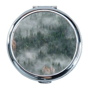 forest Round Compact Mirror (Small)