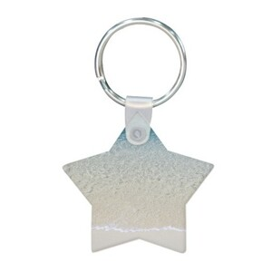 beach Star Shaped Keychain