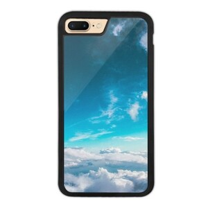 sky2` iPhone 7 Plus Bumper Case