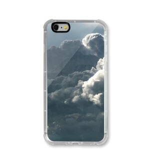 sky iPhone 6/6s Transparent Bumper Case