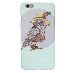 Owl iPhone 6/6s Plus Glossy Case
