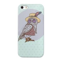 Owl iPhone 5/5s Glossy Case