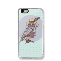 Owl iPhone 6/6s Transparent Bumper Case