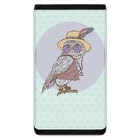 Owl Lanyard Phone Case Wallet