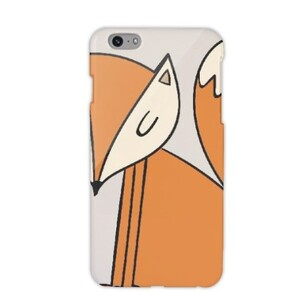 Fox iPhone 6/6s Glossy Case