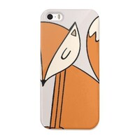 Fox iPhone 5/5s Glossy Case