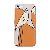 Fox iPhone 5C Glossy Case