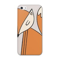Fox iPhone 5C Matte Case