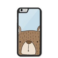 Bear iPhone 6/6s Bumper Case