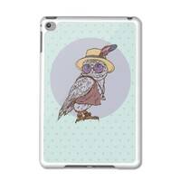 Owl iPad mini 4 Bumper Case