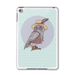Owl iPad mini 4 Bumper Case