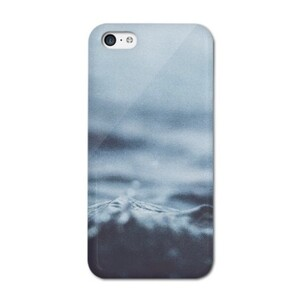 Flowing iPhone 5C Glossy Case