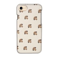 Dogs iPhone 7 Glossy Case